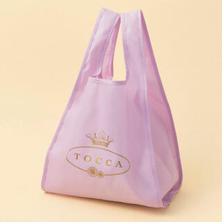 TOCCA - 【新品】美人百花9月号付録 TOCCA エコバッグ