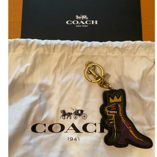 COACH - Coach X Jean-Michel Basquiat Bag Charm