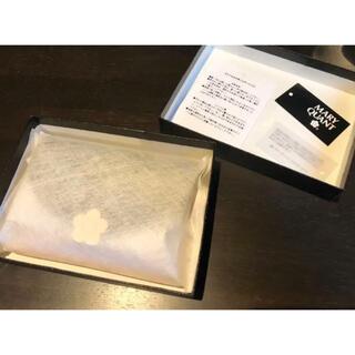 マリークワント(MARY QUANT)の新品未使用品 マリークワント カードケース 名刺入れ 定期入れ(名刺入れ/定期入れ)