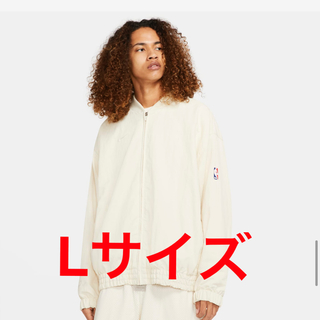 【L】NIKE×FEAR OF GOD バスケットボールジャケット