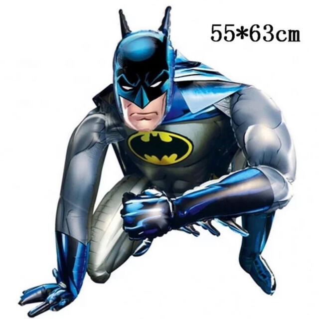 MARVEL(マーベル)のスパイダーマン☆アイアンマン☆バットマン☆バルーン☆ヒーロー☆誕生日☆パーティー キッズ/ベビー/マタニティのメモリアル/セレモニー用品(その他)の商品写真