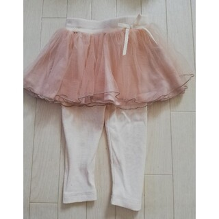 petit main - プティマイン チュールスカート 80サイズ