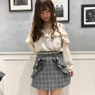 ロジータ(ROJITA)のROJITA スカート(ひざ丈スカート)