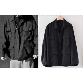 ワンエルディーケーセレクト(1LDK SELECT)のcomoli BDU Jacket EDIFICE別注 レショップ ciota2(ミリタリージャケット)