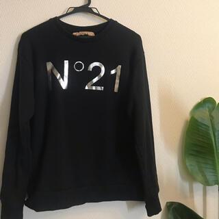 ヌメロヴェントゥーノ(N°21)のN21トレーナー(トレーナー/スウェット)