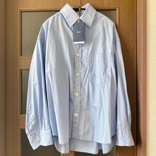 カラー(kolor)のkolor 20ss ブロードオーバーサイズシャツ / タグ有り(シャツ)