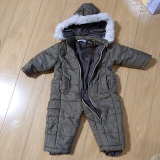 サイズ80中綿入りカバーオール(ジャケット/コート)