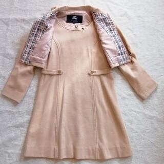 バーバリー(BURBERRY)のバーバリー BURBERRY フォーマルスーツ 入学式 女の子 フォーマル 2(ドレス/フォーマル)