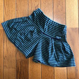 アナスイミニ(ANNA SUI mini)のANNA SUI mini ♡キュロット 100(パンツ/スパッツ)