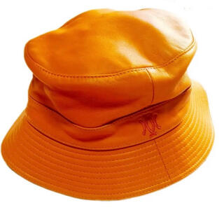 Hermes - HERMES (MOTSCH) 帽子 バゲット ハット 売り切り‼︎