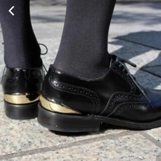 ドゥーズィエムクラス(DEUXIEME CLASSE)のカミナンド ウィングチップレースアップシューズ(ローファー/革靴)