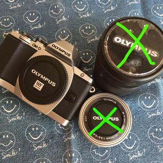 オリンパス(OLYMPUS)のOLYMPUS  OM-Dカメラ(難あり)(ミラーレス一眼)