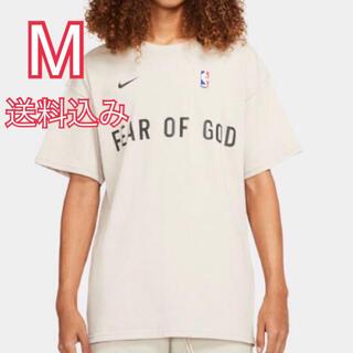 ナイキ(NIKE)のM NIKE FEAR OF GOD M NRG W TOP オートミール(Tシャツ/カットソー(半袖/袖なし))