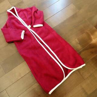 シマムラ(しまむら)の【未使用】NuKME ガウンブランケット 着る毛布(毛布)