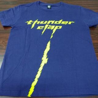 グラニフ(Design Tshirts Store graniph)のgraniph Tシャツ SSサイズ ネイビー(Tシャツ(半袖/袖なし))