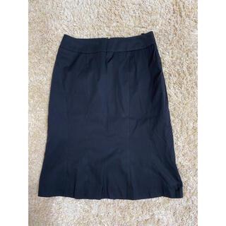 インディヴィ(INDIVI)のINDIVI スカート(ひざ丈スカート)