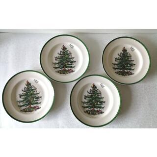 専用☆スポード クリスマスツリー ディナープレート4枚セット(食器)