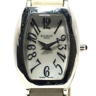 バルマン(BALMAIN)のバルマン 腕時計 2491 レディース パール(腕時計)