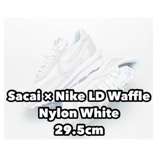 サカイ(sacai)のSacai × Nike LD Waffle Nylon サカイ ナイキ(スニーカー)