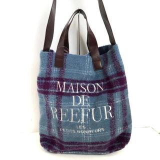 メゾンドリーファー(Maison de Reefur)のメゾン ド リーファー ハンドバッグ -(ハンドバッグ)
