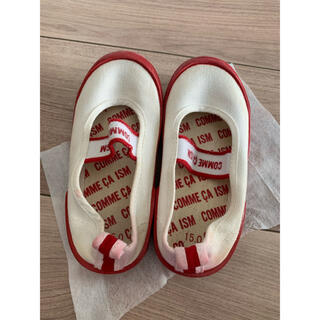 コムサイズム(COMME CA ISM)の上靴15(スクールシューズ/上履き)