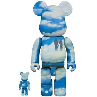 メディコムトイ(MEDICOM TOY)の即納★BE@RBRICK★René Magritte 100&400% 新品(その他)