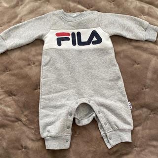 フィラ(FILA)の70cm✩FILA ロンパース ベビー服 裏起毛(ロンパース)