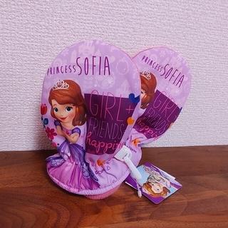 ディズニー(Disney)のちいさなプリンセス ソフィア ナイロン手袋 ミトン 3~4才 ディズニー 日本製(手袋)