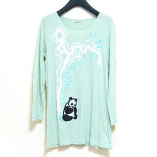 ヴィヴィアンタム(VIVIENNE TAM)のヴィヴィアンタム 半袖Tシャツ サイズ1 S(Tシャツ(半袖/袖なし))
