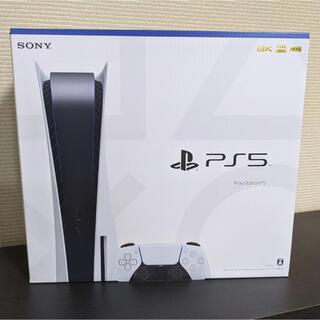 プレイステーション(PlayStation)のps5(家庭用ゲーム機本体)