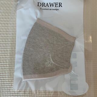 ドゥロワー(Drawer)の未開封 ドゥロワー 18G ニット drawer ブラウン(その他)