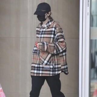 ビッグバン(BIGBANG)のWE11DONE ウェルダンチェックシャツジャケット(ブルゾン)