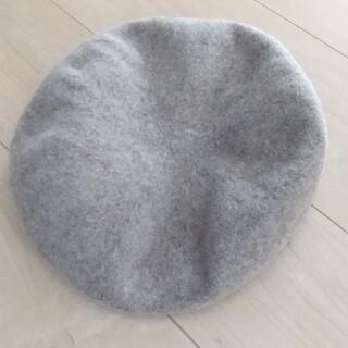 スタディオクリップ(STUDIO CLIP)の新品未使用♡ビッグベレー(ハンチング/ベレー帽)