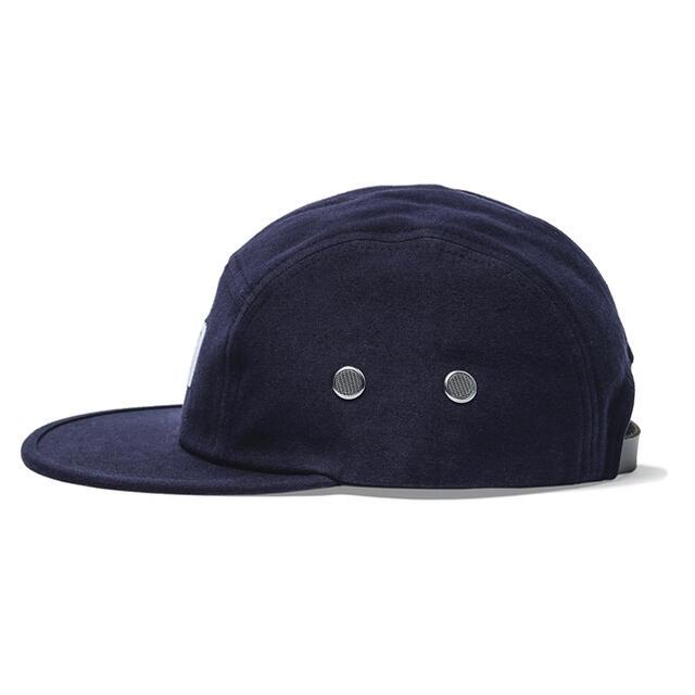 W)taps(ダブルタップス)の未開封 WTAPS CAP キャップ T-5 NAVY ダブルタップス メンズの帽子(キャップ)の商品写真