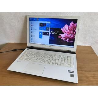 エヌイーシー(NEC)の★☆ 高速 NEC ノートパソコン Office(ノートPC)