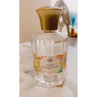サボン(SABON)のSABON 数量限定 東京セレブレーション オードゥサボン 香水 80ml 新品(香水(女性用))