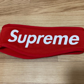 Supreme - Supreme Fleece Headband シュプリーム ヘッドバンド