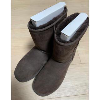 アグ(UGG)のUGG ムートンブーツ 茶色 28cm(ブーツ)