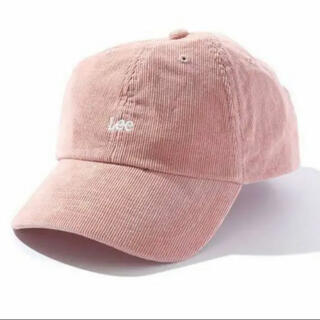 Lee - Lee earth コラボ キャップ 帽子 コーデュロイ リー