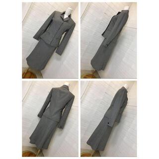 ニューヨーカー(NEWYORKER)のNEW YORKER 未使用 7号 シルク混合スーツ (スーツ)