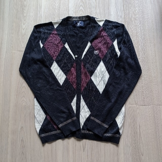 コムサコミューン(COMME CA COMMUNE)のシャツとカーディガンcomme ca commune L(カーディガン)
