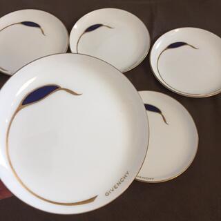 ジバンシィ(GIVENCHY)のジバンシー ジバンシイ 小皿 5枚 セット 美品 yama kawa(食器)