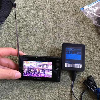 ブラビア(BRAVIA)のSONY  BRAVIA  モバイルテレビ 録画機能付き 値段交渉可能(テレビ)