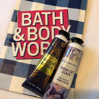 バスアンドボディーワークス(Bath & Body Works)の週末限定値下げ♡Bath&BodyWorks  ハンドクリーム(ハンドクリーム)