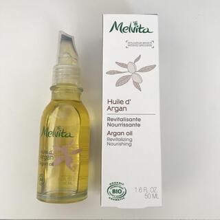 メルヴィータ(Melvita)のMelvita メルヴィータ ビオオイル アルガンオイル 50ml 新品(ブースター/導入液)
