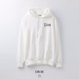 クリスチャンディオール(Christian Dior)の男女兼用 2枚13000円 Dior パーカー(パーカー)