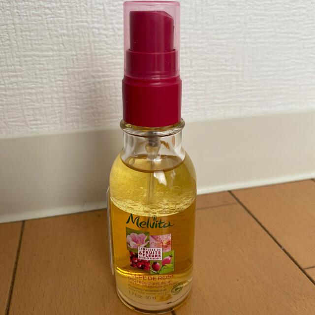 Melvita(メルヴィータ)のMelvita パルプデローズウォーターオイルデュオ コスメ/美容のスキンケア/基礎化粧品(ブースター/導入液)の商品写真