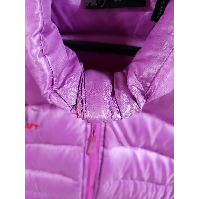 Mammut(マムート)のMAMMUT マムート ダウンベスト レディースのジャケット/アウター(ダウンベスト)の商品写真