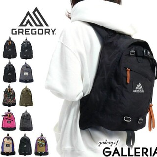 GREGORY/ FINEDAY バックパック16L