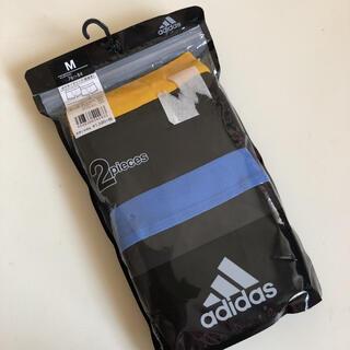 adidas - Mサイズ*adidas メンズ ボクサーパンツ   2枚セット